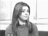 Alyson Hannigan sur le divan de BBC Breakfast