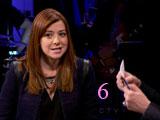 Alyson répondant à une question (partie N°6)