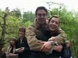 Alexis et Alyson dans les bois